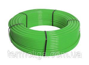 Труба для тёплого пола URBERG Haizer PEX-a/EVOH 16X2 Зеленая(Green)