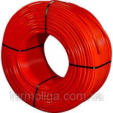 Труба для тёплого пола KOER PE-RT/EVAL 16X2 Красная(RED)