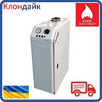 Котел электро-газовый Житомир 3 КС-ГВ-012 СН/КЕ-4,5