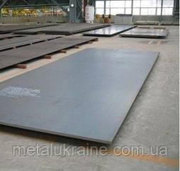 Лист сталь 09Г2С 4мм