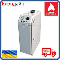 Котел электро-газовый Житомир 3 КС-ГВ-010 СН/КЕ-4,5