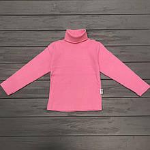 Детская одежда оптом Гольф велюр рубчик для девочек оптом р.5 и 6 лет