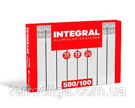 Радиатор INTEGRAL 500Х100 Алюминиевый