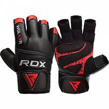 Рукавички для залу RDX Membran Pro L