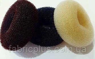 Мочалка бублик для гульки 10 см