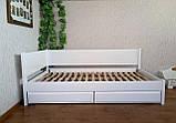 Угловая деревянная кровать Шанталь, фото 6