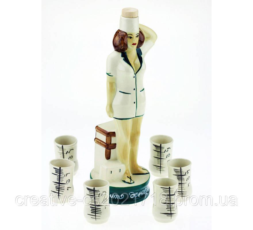 Подарочный набор Медсестра, 7 предметов