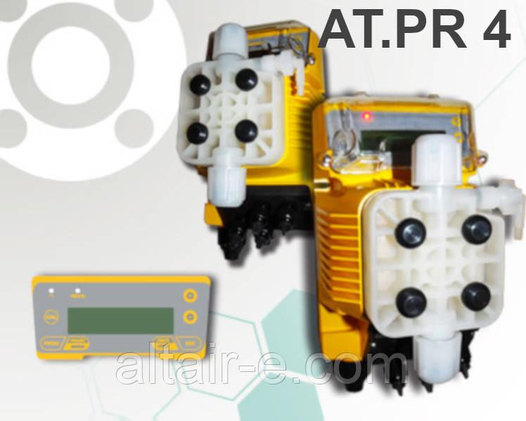 Дозирующий насос 5 бар 20 л/час Athena 4 AT.PR