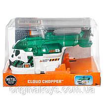 Машинка Вертолёт Matchbox Work-Ready Cloud Chopper 1:24 Mattel, 18 см