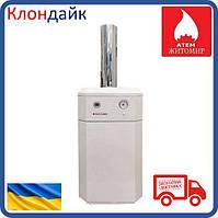 Котел газовый Житомир 10 КС-Г-025СН (котел+колонка)