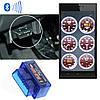 Автомобильный сканер Elm 327 v2.1 OBD2 Bluetooth, фото 2