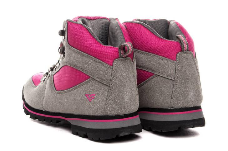 Жіночі кросівки Gelteo Women Greyfuchia 41 Grey Pink, фото 3