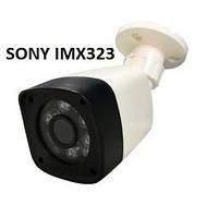 2Mp Камера видеонаблюдения  SONY Exmor IMX323 Full HD 1080P IP66, фото 1
