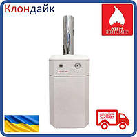 Котел газовый Житомир 10 КС-Г-012СН (котел+колонка)