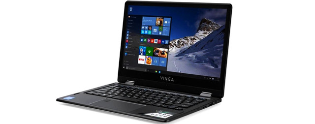 Ноутбук Vinga Twizzle J116