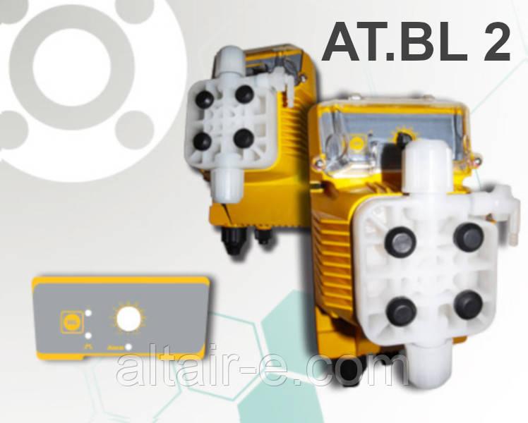 Дозирующий насос  12 бар 3 л/час Athena 2 AT.BL