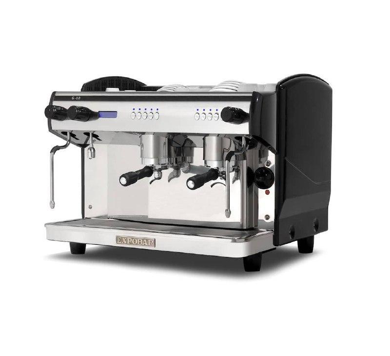 Кофемашина EXPOBAR G-10 DISPLAY CONTROL 2GR