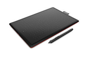 Графический планшет Wacom One Medium (CTL-672-N)