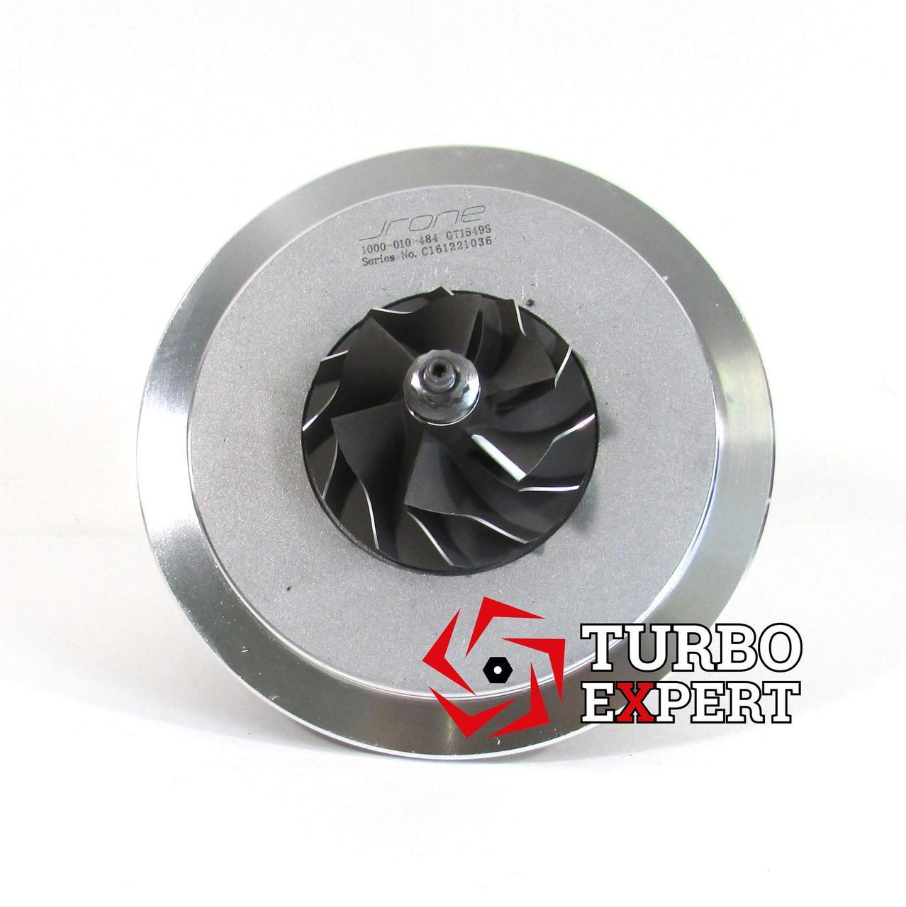 Картридж турбины 701072-0001, 701072-1, Citroen Evasion 2.1 TD, 80 Kw, XUD11BTE, 0375A4, 1998+