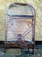 Скамейка кованая садовая (боковины 2 шт.)