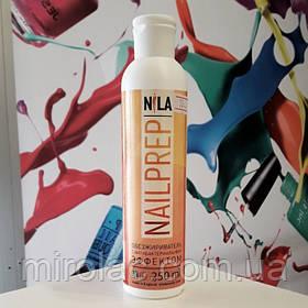 Nila Nail Prep Жидкость для обезжиривания, 250 мл