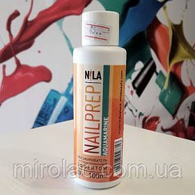 Nila Nail Prep Жидкость для обезжиривания, 100 мл
