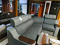 Мяг. угол Марс лагос 6+5 серый (Мебель Сервис)