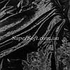 Ткань бархат мрамор черный