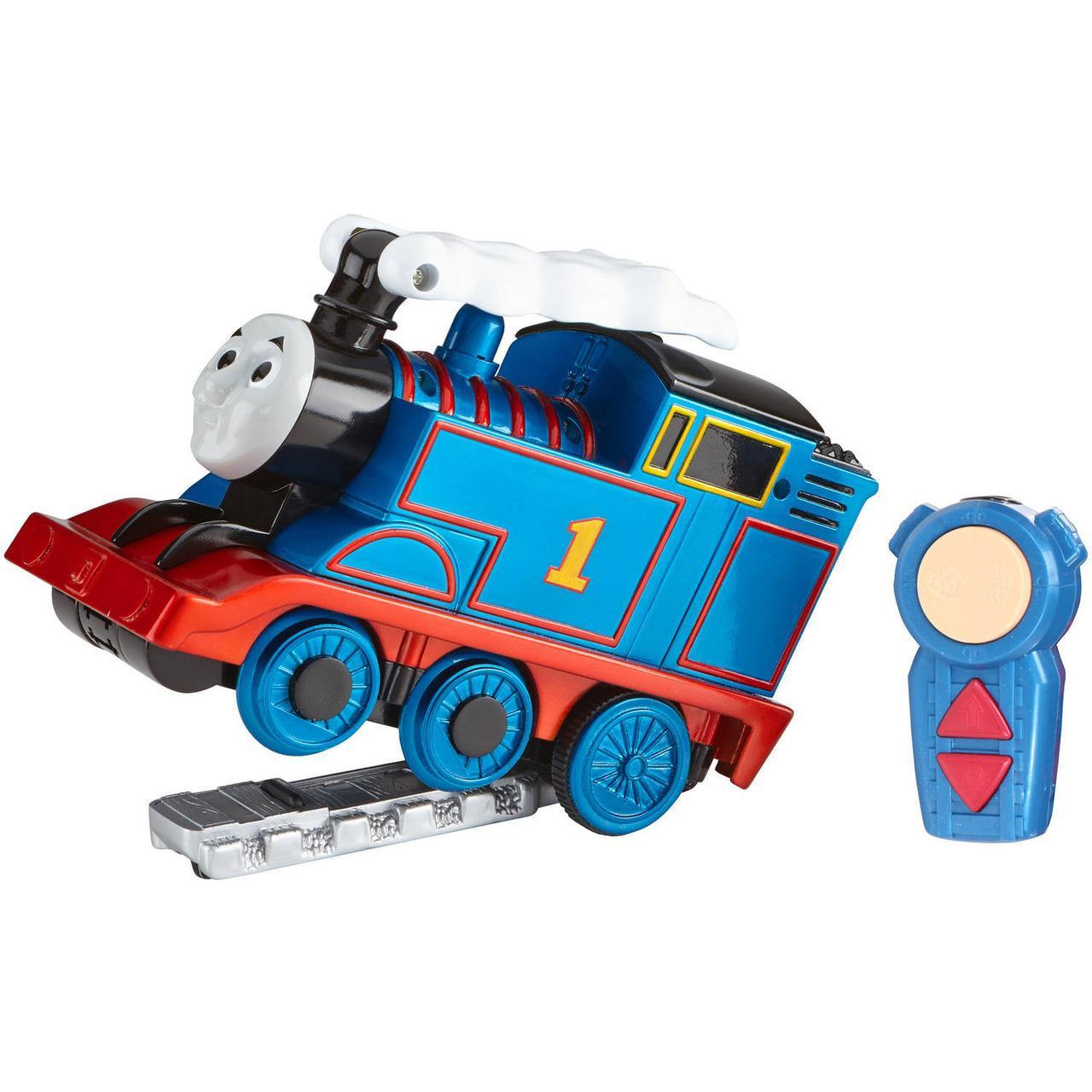 Паровозик Томас и Друзья вращающийся Турбо Томас на пульте управления Fisher-Price Thomas & Friends Turbo Flip
