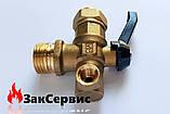 Трехходовой кран подпитки на газовый котел Beretta Ciao, Super ExclusiveR2265, фото 6