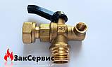 Трехходовой кран подпитки на газовый котел Beretta Ciao, Super ExclusiveR2265, фото 7