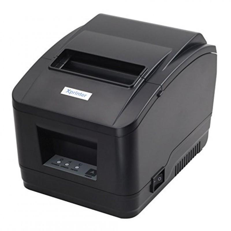 Чековый принтер Xprinter XP-N160II-U 80мм USB интерфейс с автообрезкой