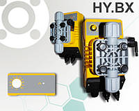 Дозирующий насос 10 бар 3 л/час Hydra HY.BX