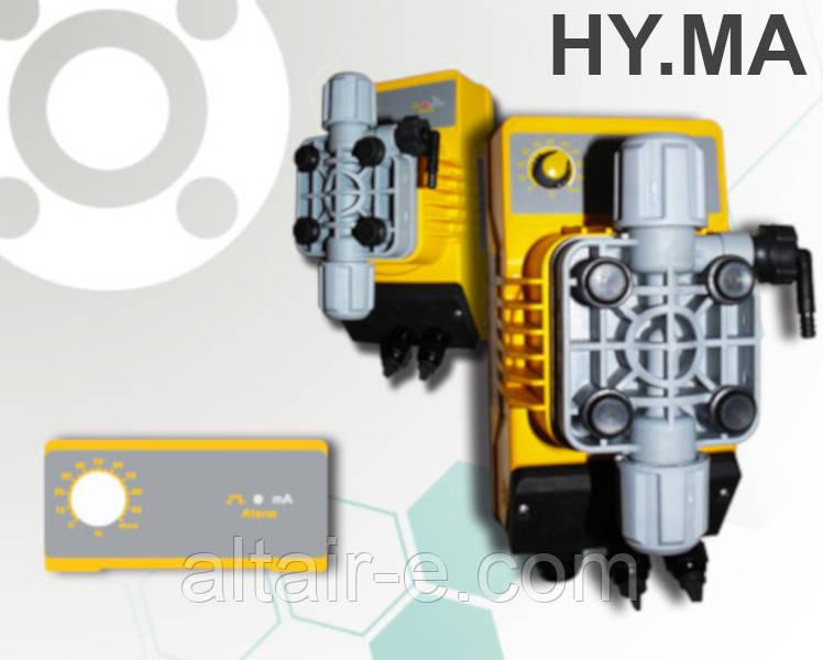 Дозирующий насос 10 бар 3 л/час Hydra HY.MA