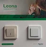 Новая бюджетная серия розеток и выключателей от Schneider Electric – LEONA уже в Украине!