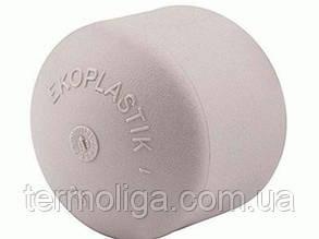 Полипропиленовая заглушка PPR 63 мм Wavin Ekoplastik