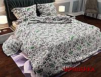 """Семейный набор хлопкового постельного белья из Бязи """"Gold"""" №157009 Черешенка™"""