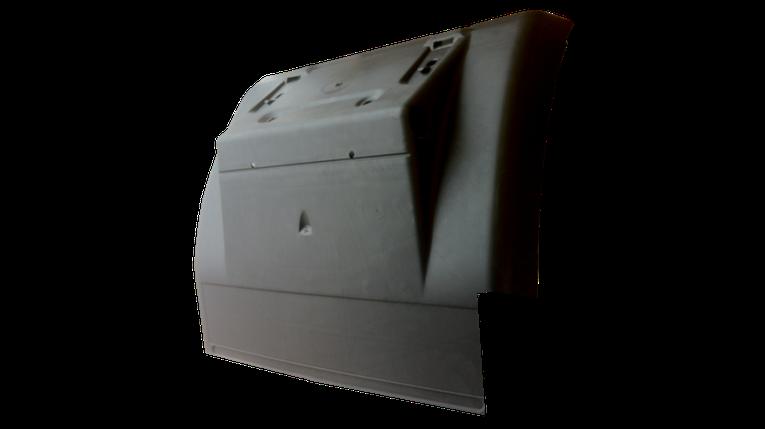 Крило заднє R [з вирізом] передня частина RENAULT MAGNUM/PREMIUM [без кронштейна], фото 2