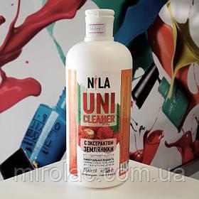 Nila Uni-Cleaner Универсальный ремувер и очиститель, земляника, 500 мл