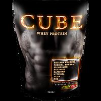 Протеин Power Pro CUBE Whey Protein, 1 кг Кокос
