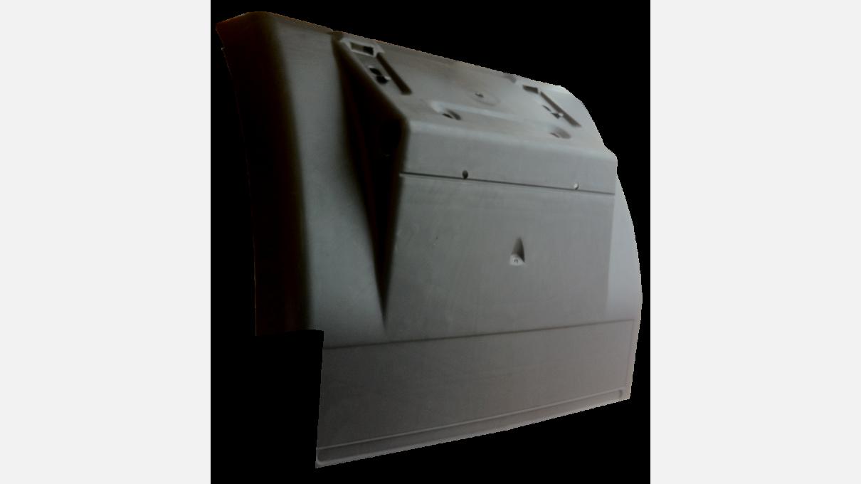 Крило заднє L [з вирізом] передня частина RENAULT MAGNUM/PREMIUM [без кронштейна]