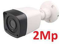 2MP  AHD /XVI Камера видеонаблюдения Full HD 1080P IP66, фото 1