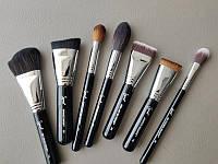 Подарок к Рождеству Набор кистей для макияжа Sigma Highlight & Contour Brush Set