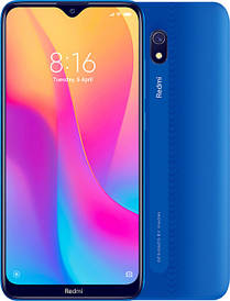 Xiaomi Redmi 8A 2/32Gb Blue Global Гарантия 1 Год