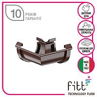 Кут 135 Fitt 125 коричневий