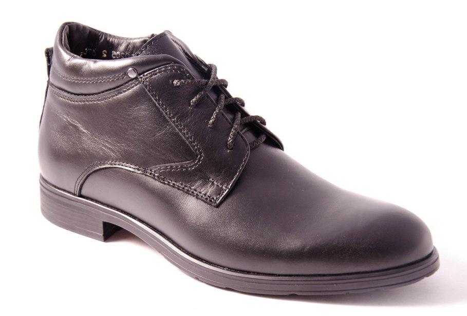 Ботинки мужские черные Romani 5490205/2 р.40-45
