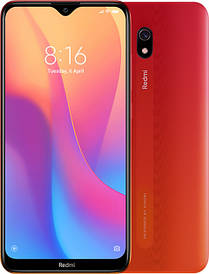 Xiaomi Redmi 8A 2/32Gb Red Global Гарантия 1 Год