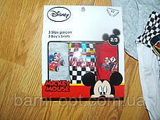 Трусики на мальчиков  Mickey Mouse, Disney,в наличии 2/3 рр, фото 3
