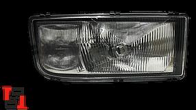 Фара головного світла р/керування RH Mercedes Actros MP1