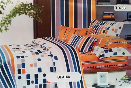 Двуспальный Макси комплект постельного белья, фото 2